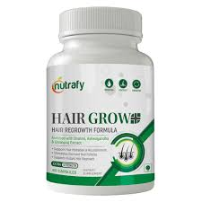 Hair Grow Plus by Nutrafy