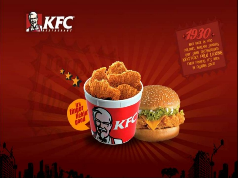 KFC Offers and Deals