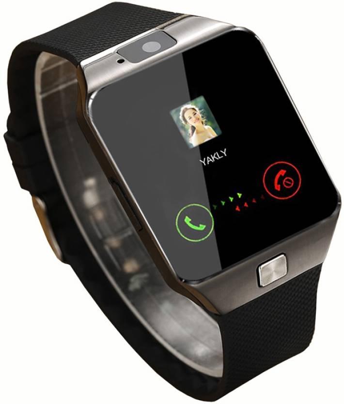 Flipkart : Enew DZ09-BLACK UTT-7 phone BLACK Smartwatch only at ₹602 ( 82% off )
