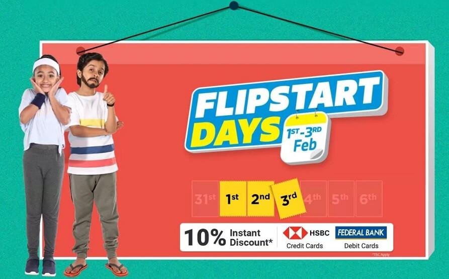 Flipkart ! Flipstart Days Sale